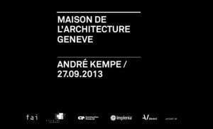 atelierkempethill_Conference Maison de l Architecture 2013