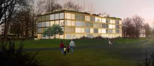 Atelierkempethill_Neue Vahr housing 1