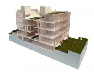Atelierkempethill_Neue Vahr housing 2