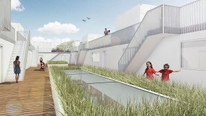 Atelierkempethill_Neue Vahr housing 4