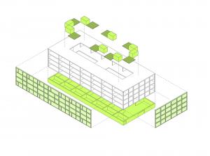 Atelierkempethill_Neue Vahr housing 6