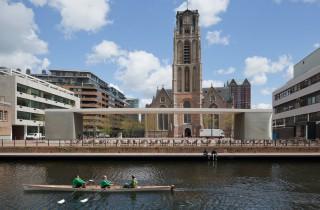 Grotekerkplein, Rotterdam, NL