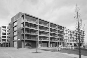 0144 Nieuw Zuid housing, Antwerp, BE