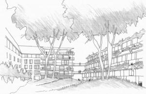 atelierkempethill_vorgebirgspark-housing_01_BW